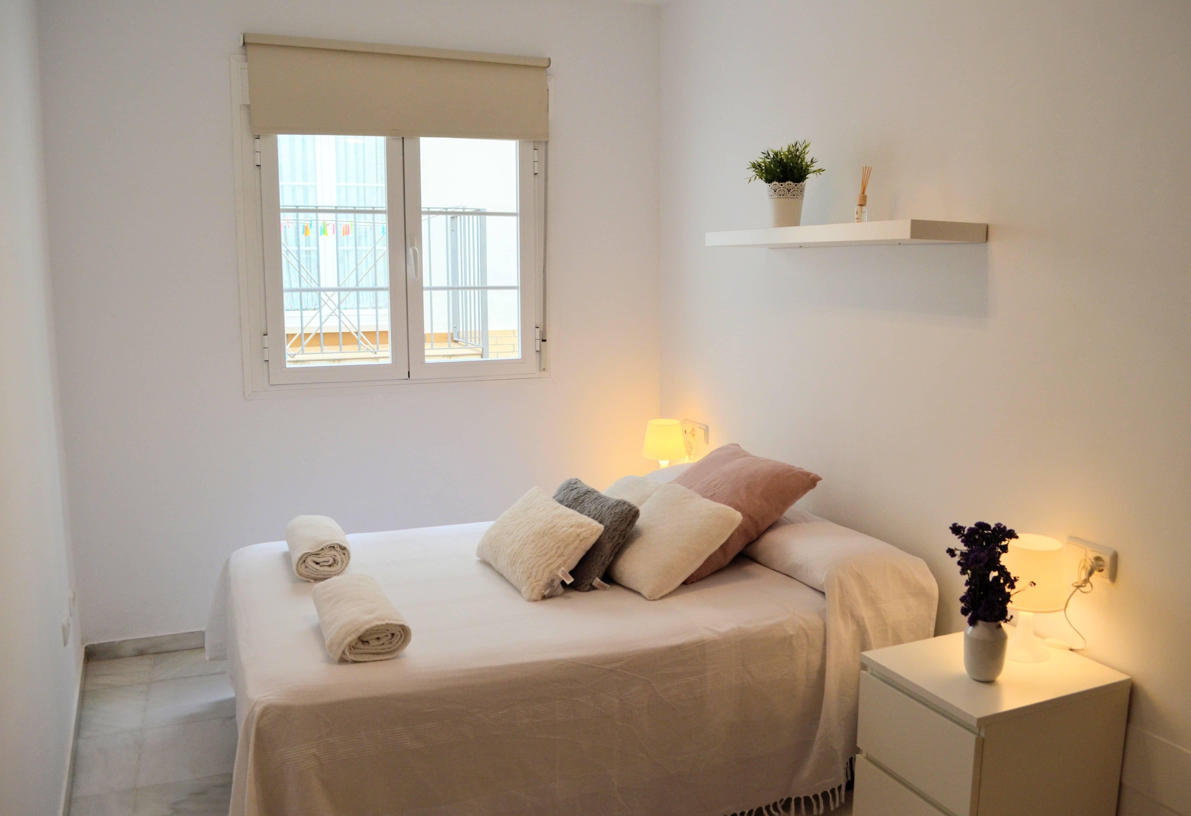 Balneario con dormitorio y terraza privada  0421