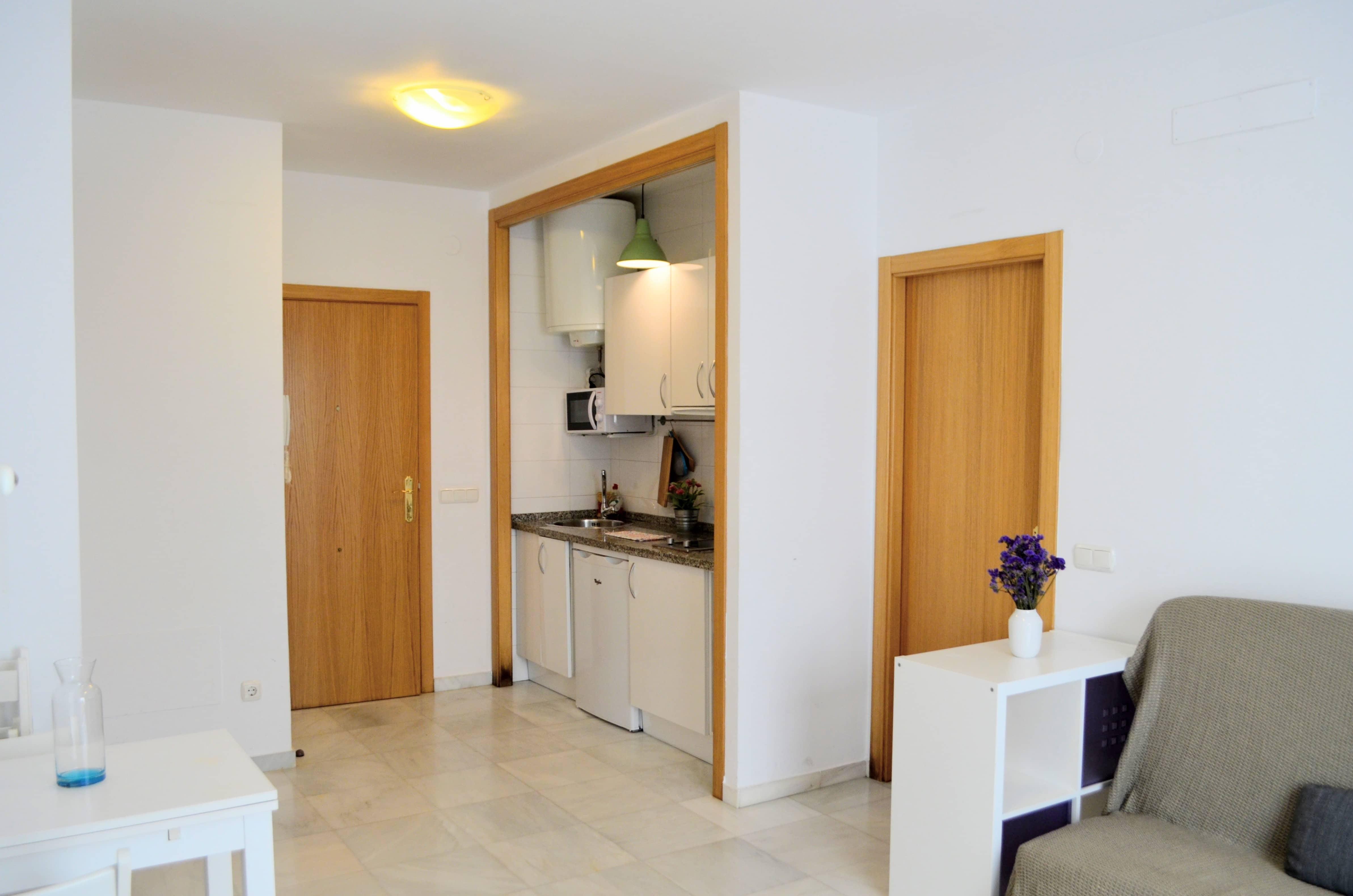 Balneario con dormitorio y terraza privada  0447