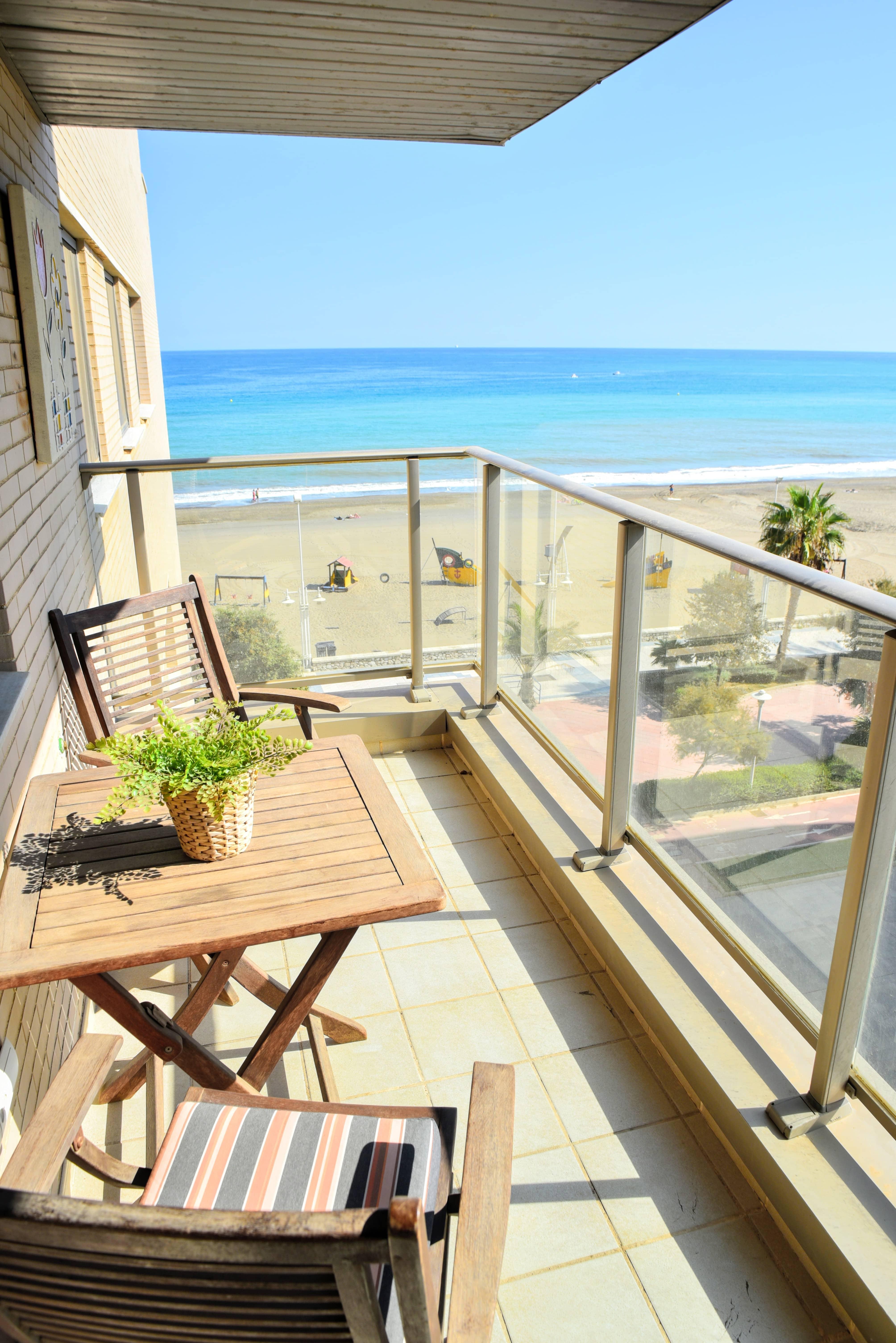 Apartamento Pacífico en primera linea de playa8030